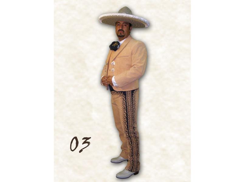 Trajes de Charro y Confecciones Murillo 19f1ae05542